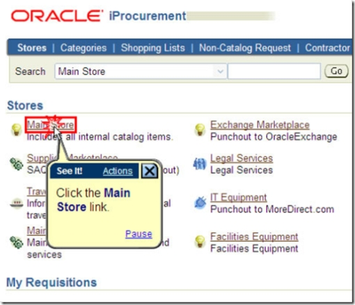 Oracle UPK See It Mode