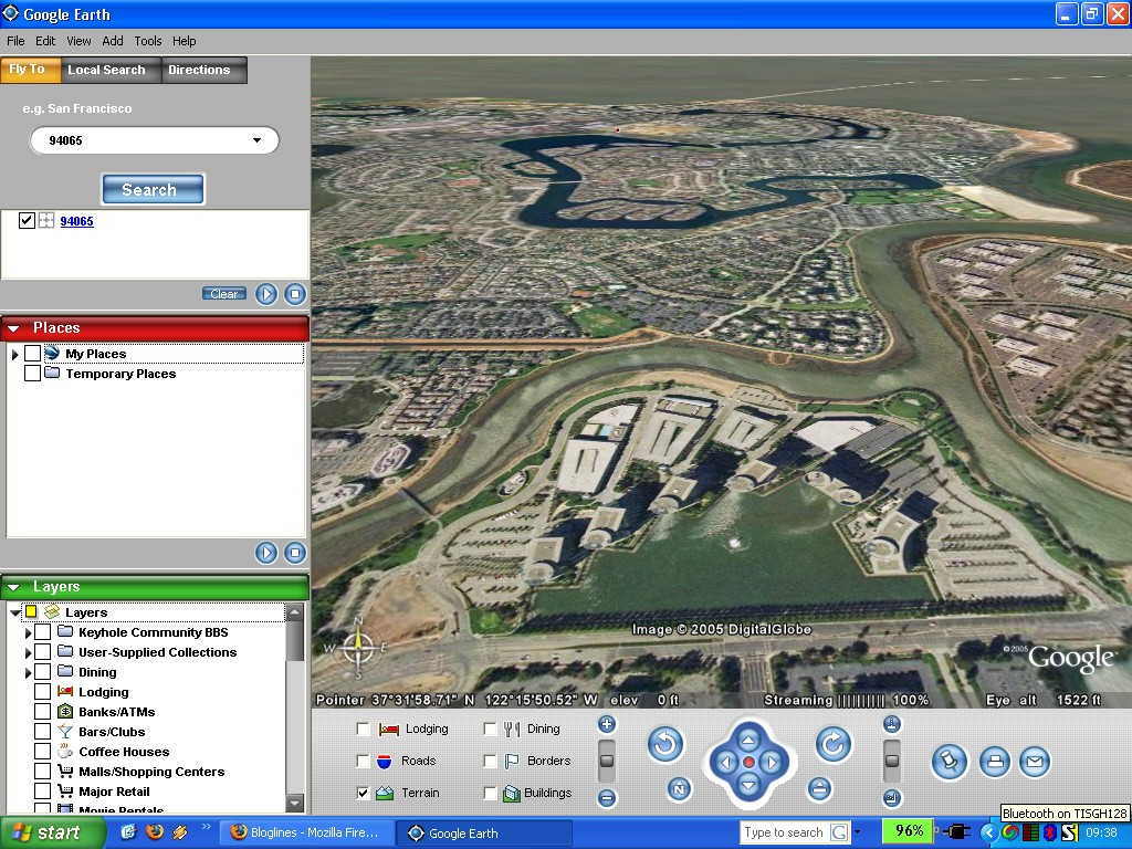 Oracle Headquarters as seen from Google Earth on nintendo headquarters map, microsoft corporate headquarters map, facebook headquarters map, apple headquarters map, cia headquarters map, oracle headquarters map, allstate headquarters map, symantec headquarters map, qualcomm headquarters map, groupon headquarters map, nasa headquarters map, sony headquarters map, walmart headquarters map, google earth florida usa, nike headquarters map, google corporate office, 3m headquarters map, dell headquarters map, epic headquarters map,