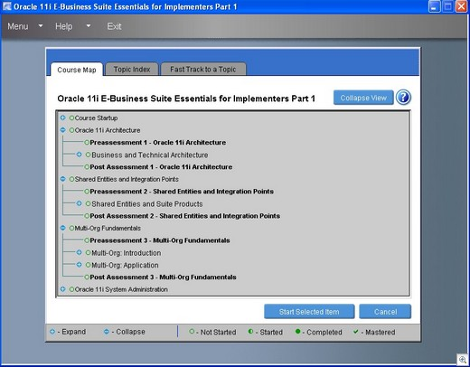 Oracle E-Business Suite Essentials Part1